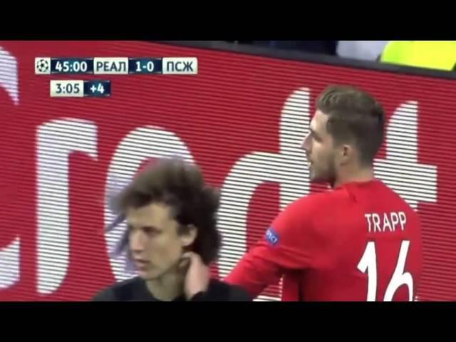 РЕАЛ МАДРИД - ПСЖ 1:0. Обзор матча 03.11.2015