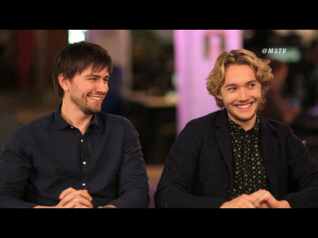 M3 Extended Interview with Reign Stars Toby Regbo Torrance Coombs