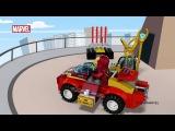 LEGO® Juniors - 10721 IRON MAN vs LOKI