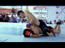 mma vadim buseev buryat mongol-black short vs asu almabaev kazakh-red short