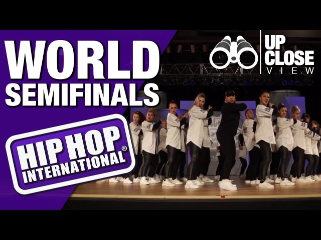 (UC) The Royal Family - New Zealand (Silver Medalist MegaCrew Division) @ HHIs 2015 World Semis