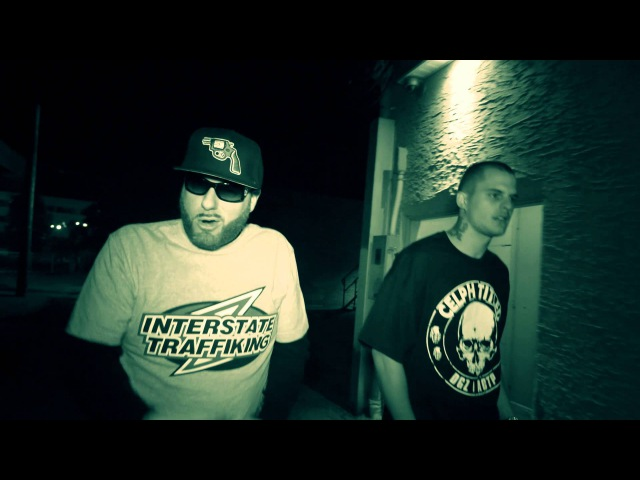 Capitole D - Poltergeist Ft. Celph Titled DJ Waxwork [Music Video] Prod. By 2Deep