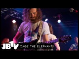 Cage The Elephant - Spiderhead  Live @ JBTV