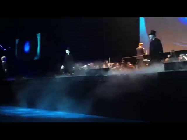 All the Strange, Strange Creatures (1) - Doctor Who Symphonic Spectacular 2015 Perth