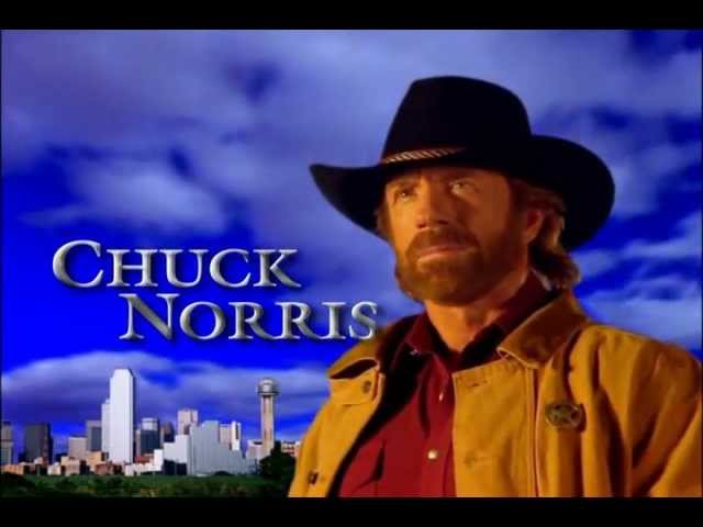 Walker, Texas Ranger - Intro Theme Song