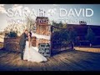 Sarah + David - Cinematic Wedding Film - Windmill Winery  - The Big Pictures, Jeff Plus Amber