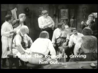 """Tevya - 1939  Один из очень немногих фильмов на идише, не музыкальная версия (не путать со """"Скрипачом на крыше"""", хоть это вряд ли и получится). По книжке Шалом-Алейхема """"Тевье молочник"""". Первый не англоязычный фильм, включённый в Нацио"""