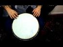Уроки игры на джембе от Вани Пуха Новый рисунок