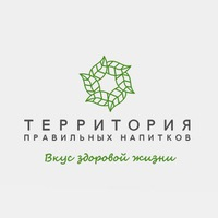 Логотип Территория Правильных Напитков