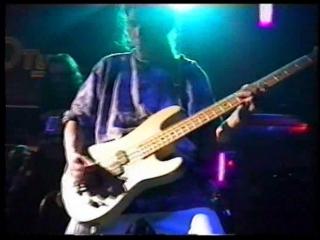 Концерт группы СИТИ в клубе Юту Москва, 1998 г.