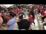 Танец с египетской музыки