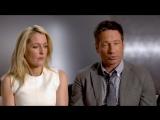 Дэвид Духовны и Джиллиан Андерсон о заключительном эпизоде 10 сезона Секретных Материалов