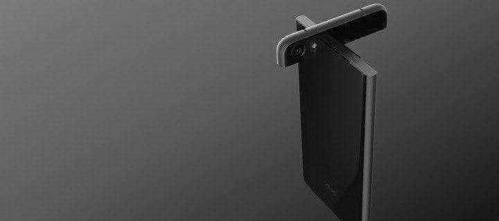 Новый смартфон от Zuk с поворотной камерой