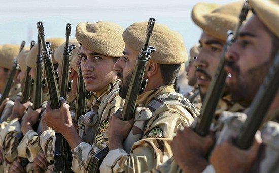 Иран направил в Сирию тысячи солдат для атаки на боевиков