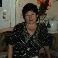 Анкета Мария Сергеева
