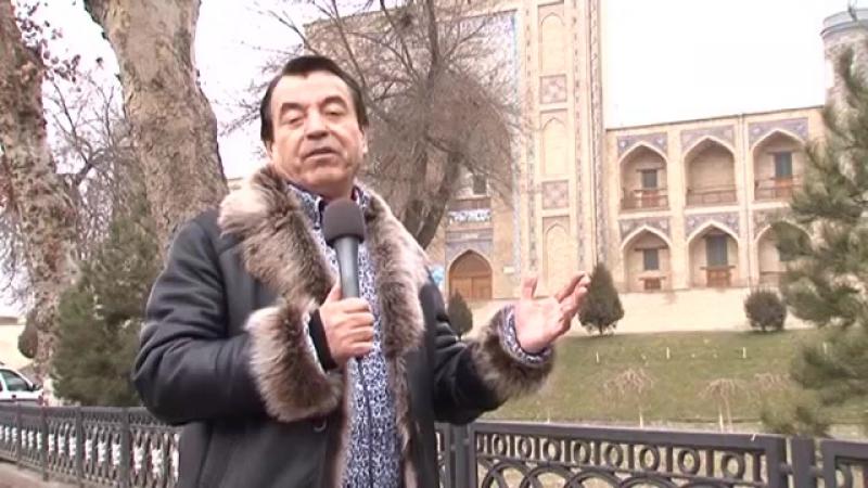 Burhon Sharopov - 7 dan 70 gacha (dastur mehmoni Gulomjon Yoqubov)