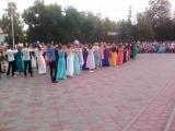 Флешмоб выпускников 2015 г.Донецк