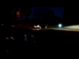 drive by night on OAE