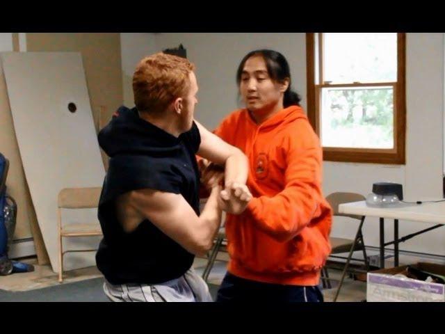Wing Chun Blast Episode 2 Sifu Phu Ngo