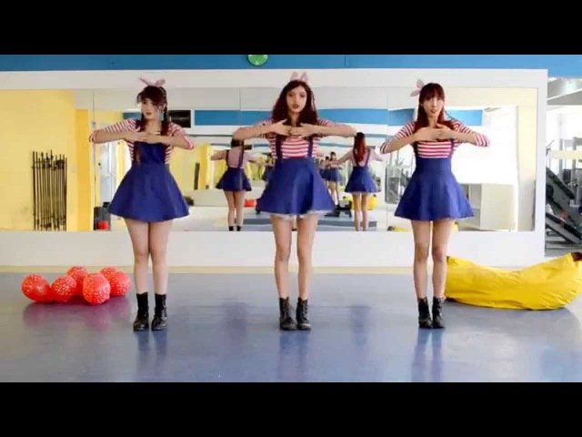 Orange Caramel (오렌지캬라멜) - My Copycat【Dance Cover by K★Class】KClass