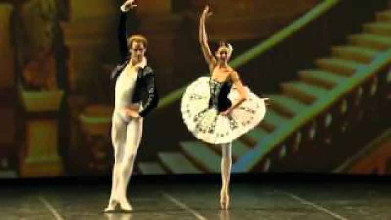 Don Quijote (Grand Pas) - Anastasia Matvienko - Denis Matvienko (2012)