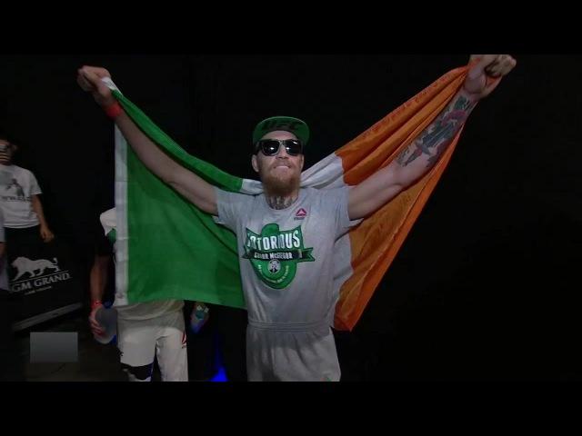 The 4 Horseman of Ireland get raucous UFC 189 welcome