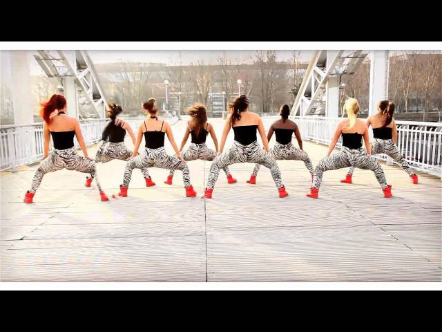 Azonto Dance From NORWAY IN PARIS by Urban Tribe NEW 2012 MUST WATCH