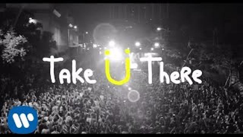 Jack Ü Take Ü There feat Kiesza OFFICIAL VIDEO