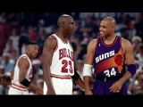 Michael Jordan - 55 Points   Chicago Bulls vs Phoenix Suns  1993 NBA Finals G4