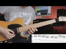 Mike Stern Style Jazz Fusion Lick by Andor Osztrogonac