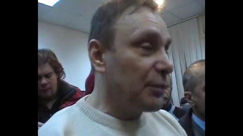 М.Трепашкин говорит правду о Путине, Березовском, Литвиненко