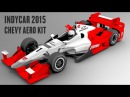 IndyCar 2015 Chevy Road and Short Oval Aero Kit