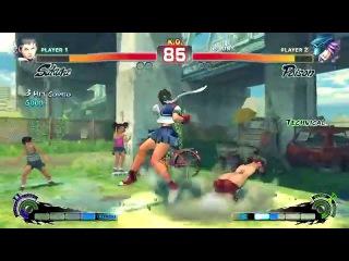 OPSS 3 (17.01.15) USF4 Winners SiskiPiski (Sakura) vs Popopo (Poison)