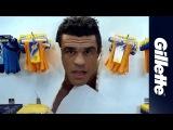 Vitor Belfort e Lutadores UFC Vai Amarelar Gillette Prestobarba