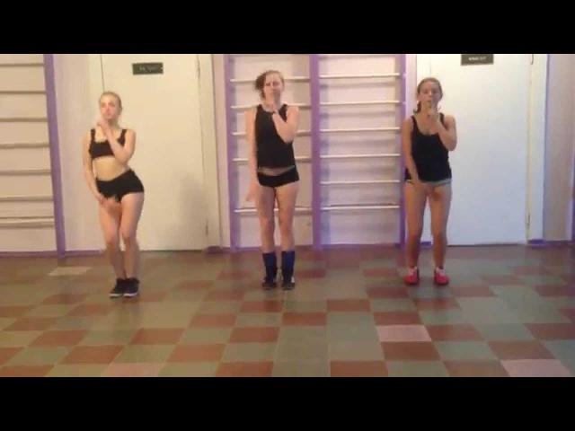 TWERK/Booty Dance_-_Sonya, Braginets, Yurchenko ( Jason Derulo feat. Tyga – Bubblegum)