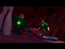 [HD] Зеленый Фонарь: Анимационный сериал | Green Lantern: The Animated, сезон 1 серия 19.