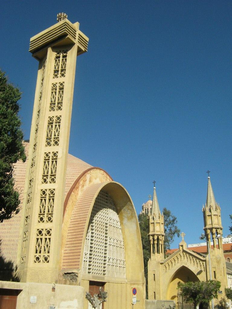 церкви разных деноминаций в Eгиптe