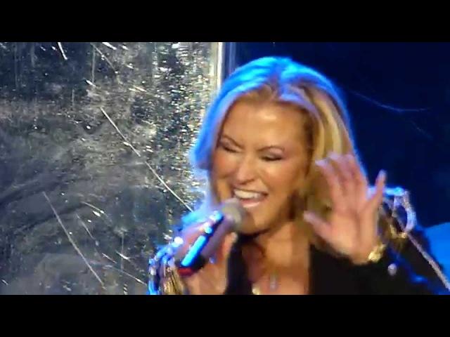 Anastacia - DEFEATED - Live 2015, Sofia