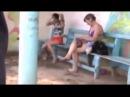 Зверские драки пьяных девок с выдеранием волос и не только