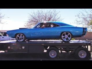 1968 Dodge Charger 383 Dyno Runs
