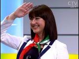 Заслуженная артистка Беларуси Ирина Дорофеева стала членом пионерской организ ...