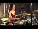 METALLICA - SAD BUT TRUE - DRUM COVER BY MEYTAL COHEN