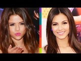 Selena Gomez VS Victoria Justice Katy Perry Premiere Best Dressed!