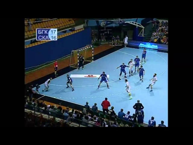 БГК им. А.П.Мешкова - СКА-Минск (31-05-15 - финал)
