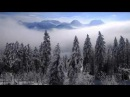 Amazing winter wonderland, Part 2 early winter, nature scenes with Llewellyn relaxation music