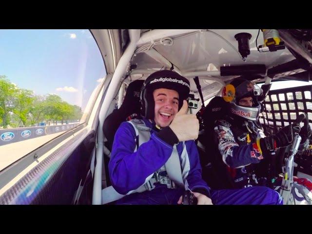 GoProClub: Pro Gamer NaDeSHoT's Ultimate Rallycross Experience