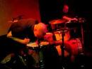 Chris Corsano Dennis Tyfus duo live at Scheld'apen Antwerpen 2011 05 06