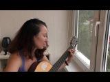 Zariko - I See The Light (Mandy Moore cover)