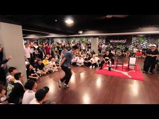 20150829 IP 頂上對決 LOCKING BATTLE X Lock City Judge Solo - P-Wang (SO Funky)