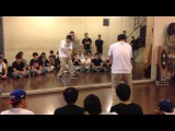 20150717 Hozin Popping Workshop@MM新竹館 Demo4